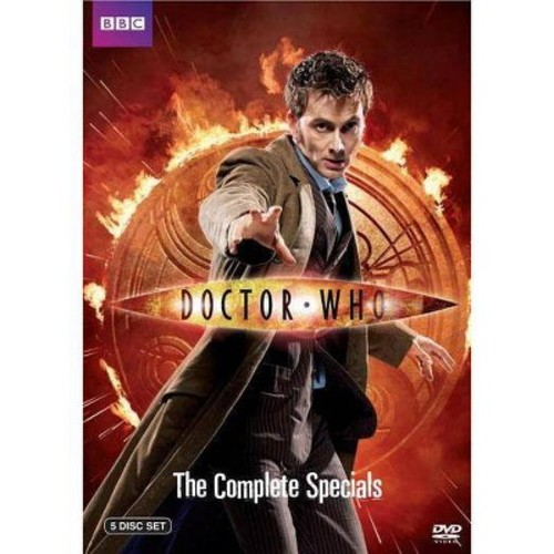 Doctor Who: The Complete Specials [5 Discs] [DVD]