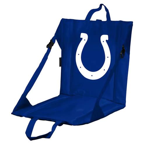 Logo Brands Indianapolis Colts Folding Stadium Seat