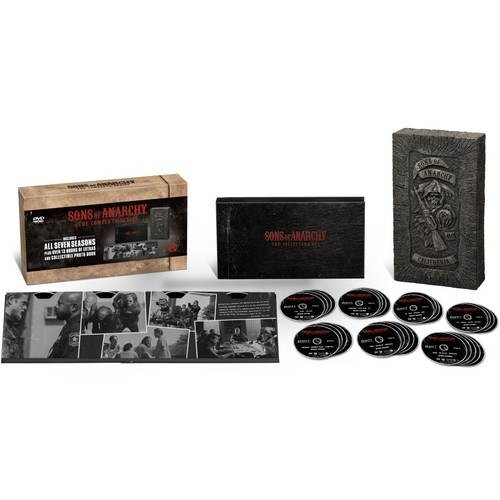 Sons of Anarchy: The Complete Series [30 Discs]