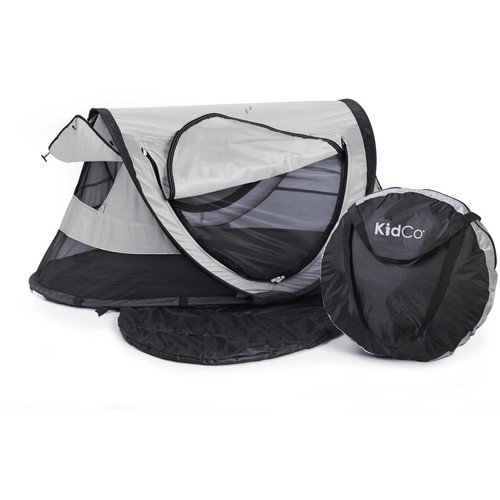 KidCo PeaPod Plus Portable Travel Bed, Midnight