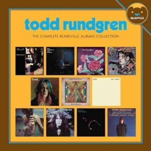 Todd rundgren - Complete bearsville albums collection (CD)