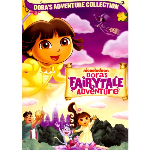 Dora the Explorer: Dora's Fairytale Adventure [DVD]