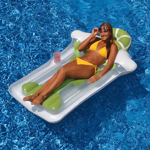 Swimline Margarita Matt Inflatable for Swimming Pools [option : 2-Pack]