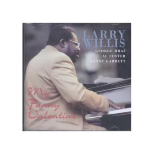 My Funny Valentine [CD]