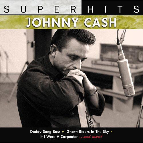 Super Hits: Johnny Cash - Volume 2