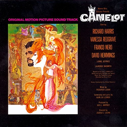 Camelot Soundtrack 1967 Film