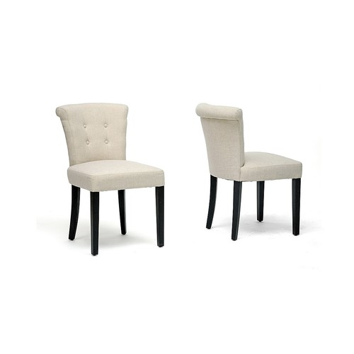 Baxton Studio Philippa Dining Chair Set