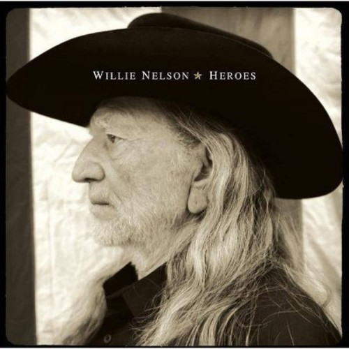Willie nelson - Heroes (CD)