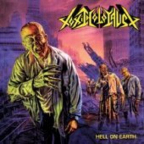 Hell On Earth CD