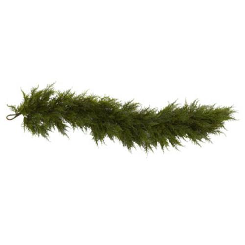 Nearly Natural Cedar Wreath