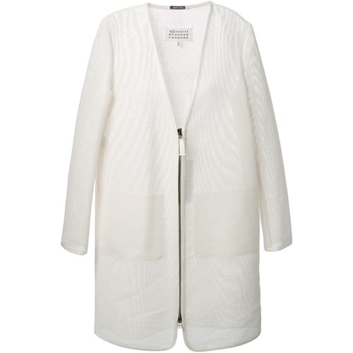 MAISON MARGIELA Oversize Transparent Coat