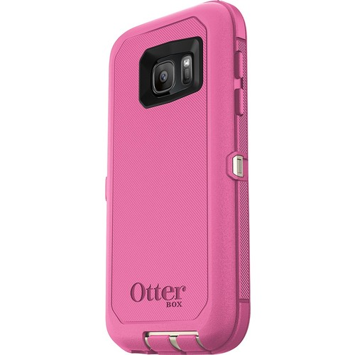 OtterBox - Defender Series Case for Samsung Galaxy S7 Cell Phones - Pink