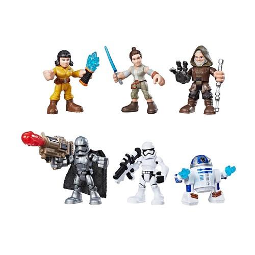Star Wars Galactic Heroes Resistance Vs. First Order Pack by Hasbro