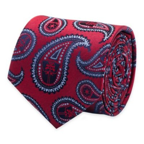 Star Wars Darth Vader Paisley Tie in Red