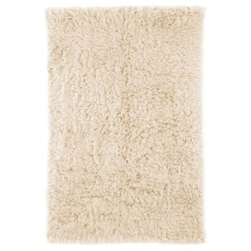 nuLOOM - Hand-Woven Genuine Greek Flokati Wool Area Rug