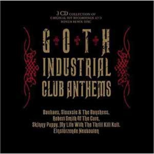 Goth Industrial Club Ant Various