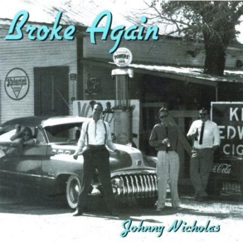 Broke Again [CD]