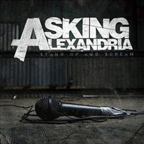 Asking Alexandria - Stand Up And Scream (Opaque Process B (Vinyl)