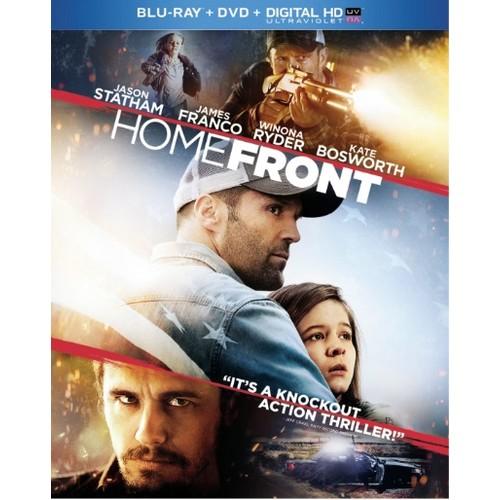 Homefront (Blu-ray + DVD)