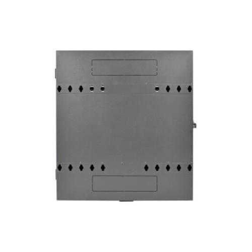 Tripp Lite 2u Wall Mount Low Profile Secure Rack Enclosure Cabinet Vertical - 19