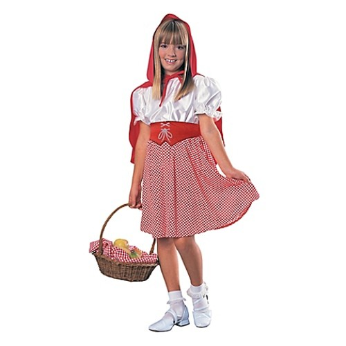 Red Riding Hood Classic Large Child's Halloween Costume