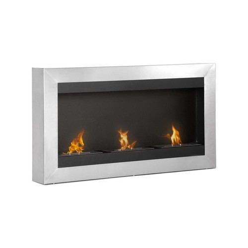 Ignis Magnum Wall Mounted Ventless Ethanol Fireplace 43.5