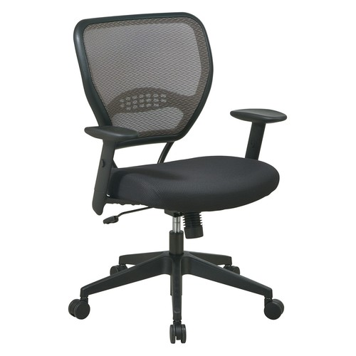 Office Star Space Seating Deluxe AirGrid Manager Chair