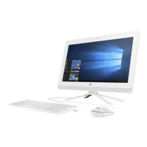 HP 24-g020 All-In-One Desktop PC - AMD A8-7410 Quad-Core Processor, 2.2GHz, 8GB DDR3L, 1TB HDD, Windows 10 Home, LED 23.8