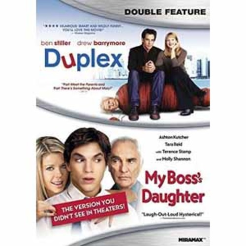 Dplex /My Boss'S Daughtr Lgt47447Dvd/Comedies