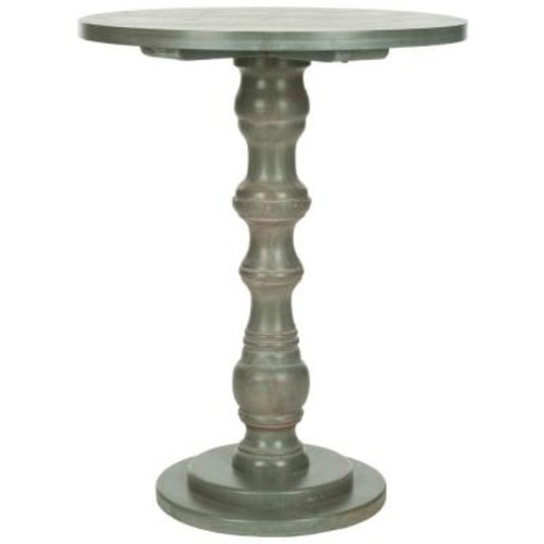 Safavieh Greta Ash Gray End Table