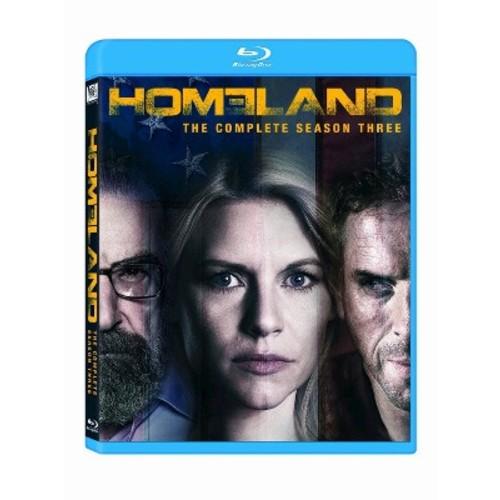 Homeland: The Complete Third Season (3 Discs) (Blu-ray) (Widescreen)