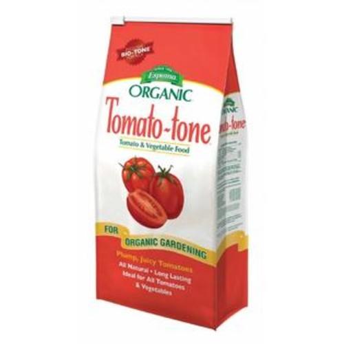 Espoma Tomato-tone Organic Fertilizer - FOR ALL YOUR TOMATOES, 4 lb. bag