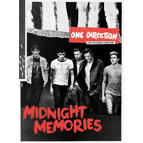 One Direction: Midnight Memories Deluxe Yearbook Edition CD