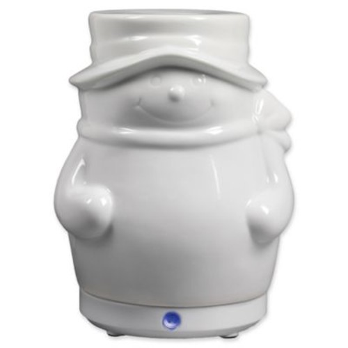 SpaRoom Snowman Holiday Essential Oil Diffuser