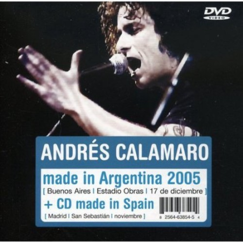 Made in Argentina 2005 [DVD/CD] [DVD]