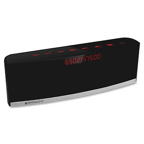 Spracht BluNote Portable Bluetooth Speaker, Black