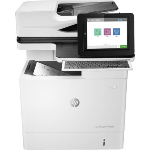 HP LaserJet E62565h Laser Multifunction Printer, Monochrome, Plain Paper Print, Desktop (J8J74A#BGJ)