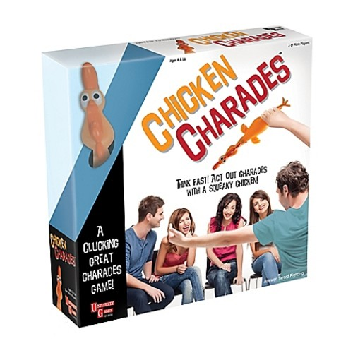 Chicken Charades Game