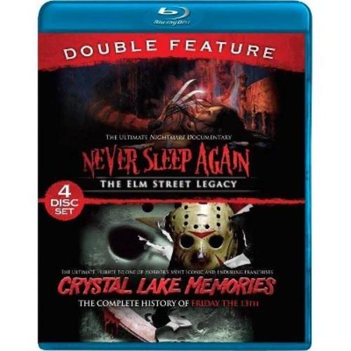 Crystal Lake Memories/Never Sleep Aga (Blu-ray)