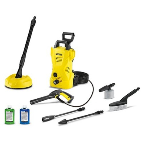 120 Volts And 1560 Watts Car And Home Kit 1600 Psi 1.25 Gpm Electric Power Pressure Washer - Yellow - Karcher