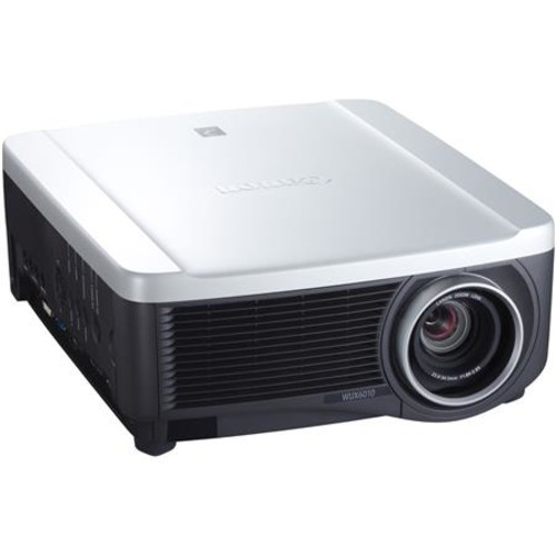 Canon REALiS WUX6010D DICOM Simulation LCoS Projector, Lens Not Included 0867C009