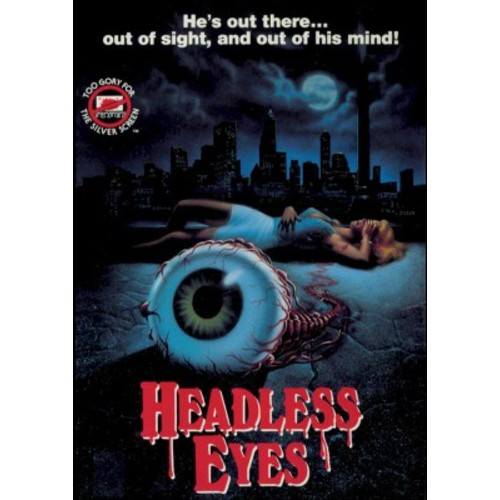 Headless Eyes [DVD] [1971]