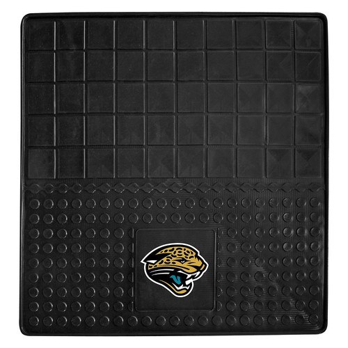 FANMATS NFL Jacksonville Jaguars Vinyl Cargo Mat [Cargo]