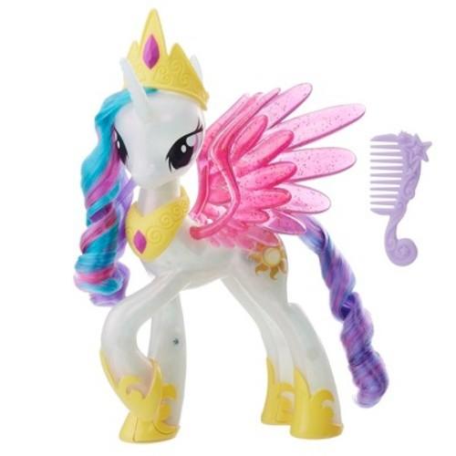 My Little Pony the Movie Glitter and Glow Princess Celestia