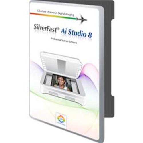 LaserSoft Imaging SilverFast Ai Studio V8 for Plustek OpticFilm 7400 PL1301STUDIO8