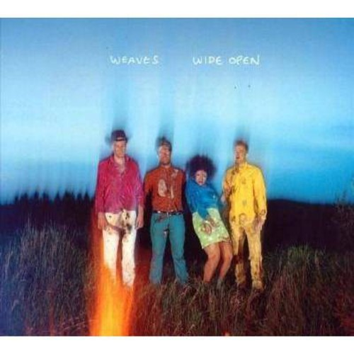 Weaves - Wide Open [Explicit Content] [Audio CD]