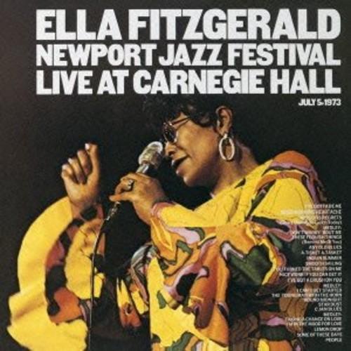 port Jazz Festival: Live at Carnegie Hall [CD]