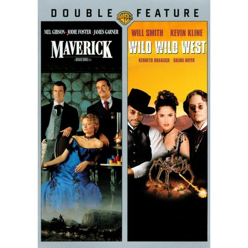 Maverick/Wild Wild West [DVD]