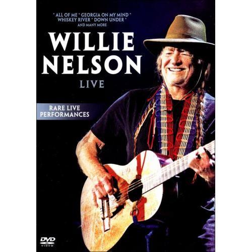 Willie Nelson: Live - Rare Live Performances (DVD) (Eng)