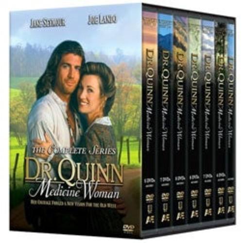 Dr. Quinn, Medicine Woman: Complete Season Three (DVD)